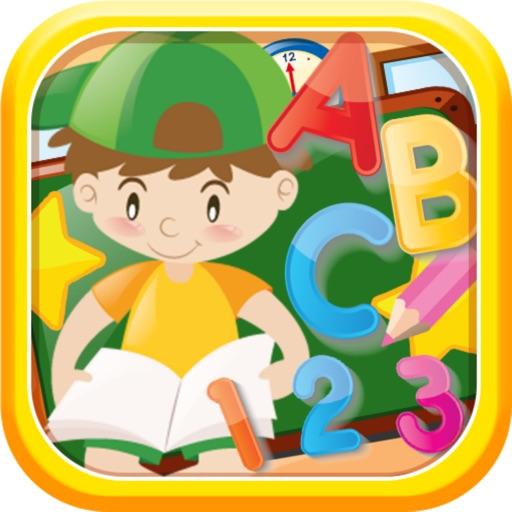 Kids ABC &123 Alphabet Learning And Writing iOS App