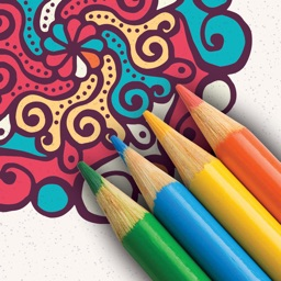Free Coloring Games for Adults Stress Relief PRO