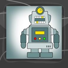Activities of Robot Coloring Book App