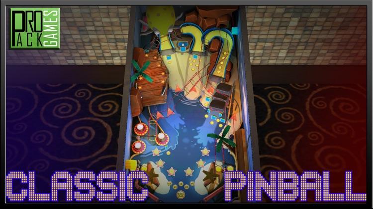 Classic Pinball Pro – Best Pinout Arcade Game 2017 screenshot-3