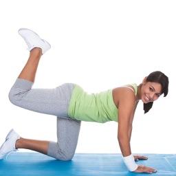 Butt Pump Workout