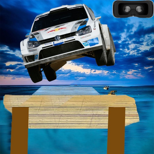 VR Beach Stunt Car Drive : Real Drift Turbo Racing