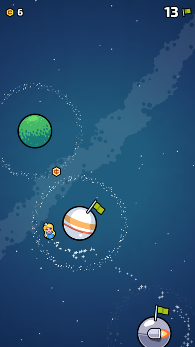 Spinner Galactic screenshot two