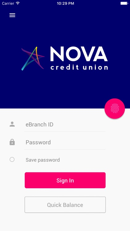 Nova CU Mobile eBranch screenshot-0