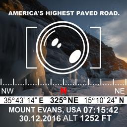 GPS Photo Video Stamp Camera