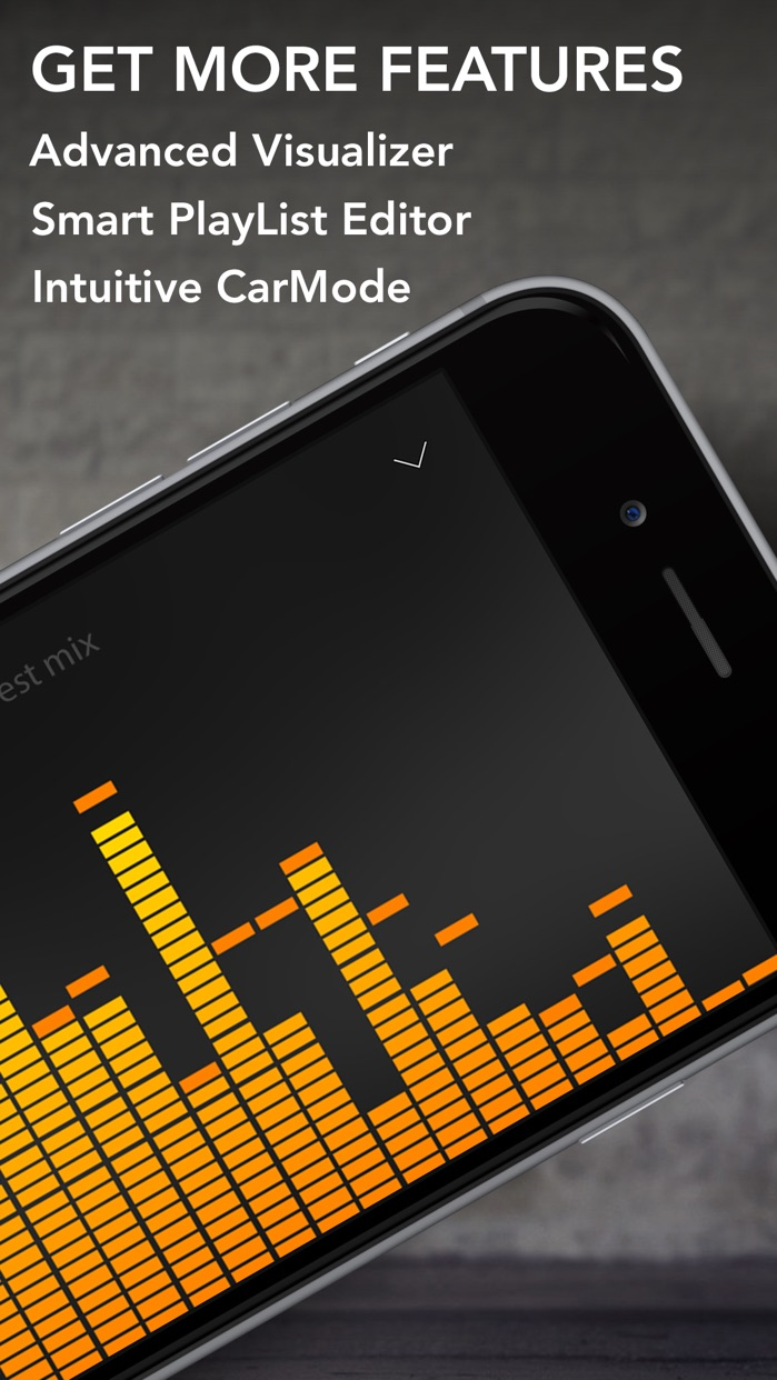 Equalizer+ Pro Music Player and Volume Booster Screenshot