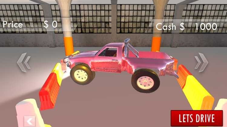 Offroad Mountain Jeep Driving Simulator screenshot-4
