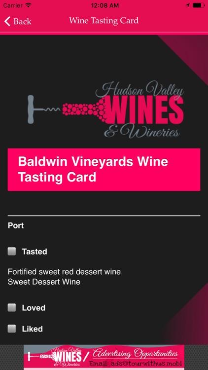 Hudson Valley Wineries & Wines screenshot-4