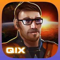 Qix Galaxy: Space Adventure