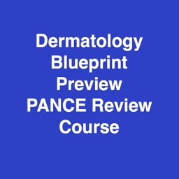 Dermatology Blueprint PANCE & PANRE Review Course