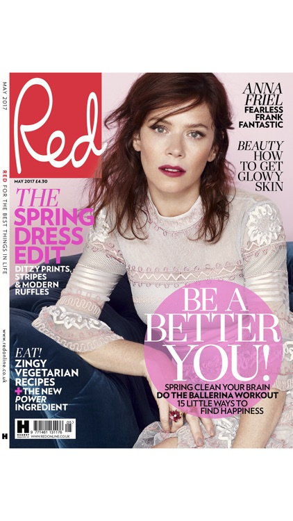 Red magazine UK