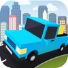 Gift Delivery Car: Driving & Parking in Block City