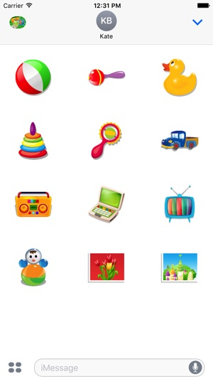 A+ Baby Toy Electronic Gadgets