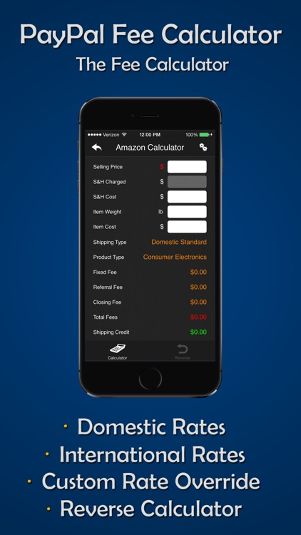Auction Calculator - US Edition screenshot-4
