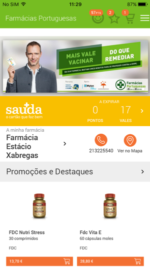 ‎Farmácias Portuguesas Screenshot
