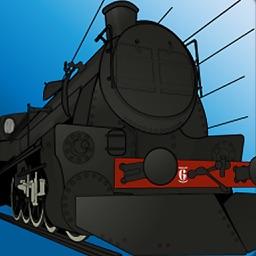 Train Duel - train conductor game