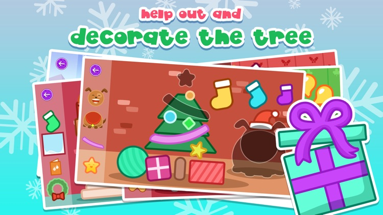 Wee Christmas Puzzles screenshot-4