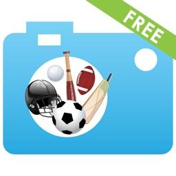 Sportify - Sports photo fun - Free - Sports stickers, sports frames, photo stickers, photo frames