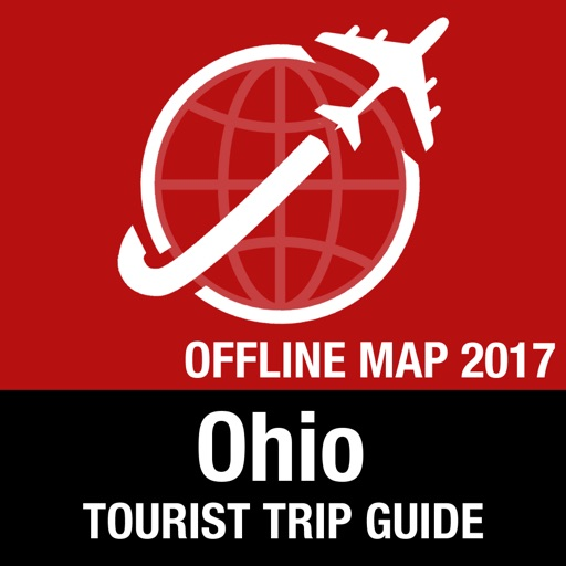 Ohio Tourist Guide + Offline Map