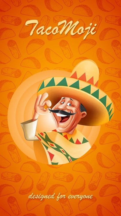 TacoMoji - taco emoji & stickers keyboard app