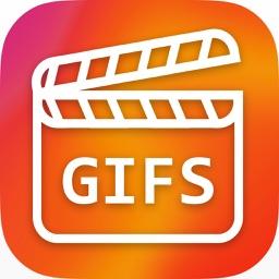 Gif Maker – Photo editor to create 3d animated gif