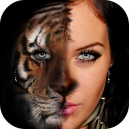 Animal Face Tune-Blend & Morph into Funny Photo FX
