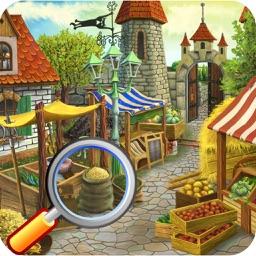 Hidden Objects- Treasure World