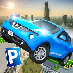 City Driver: Roof Parking Challenge