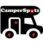 CamperSpots áreas para autocaravanas y furgos icon
