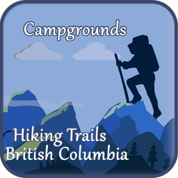 British Columbia-Campgrounds & Hiking Trails Guide