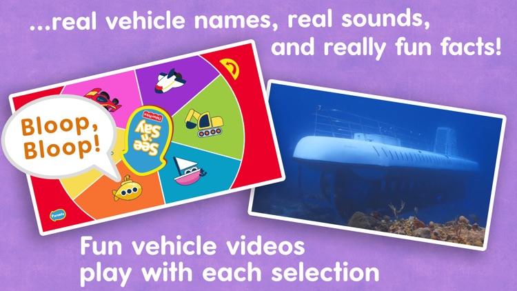 See 'n Say Vehicles