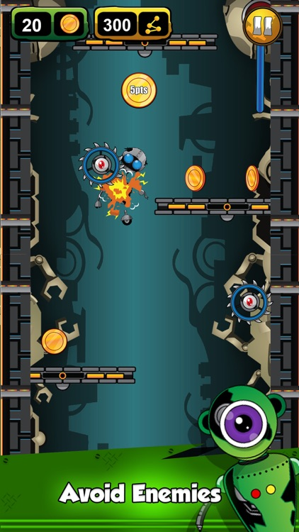 Robbi - Escape The Robot Scrap Yard Free screenshot-3