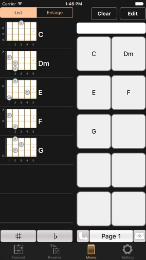 U Chord On The App Store