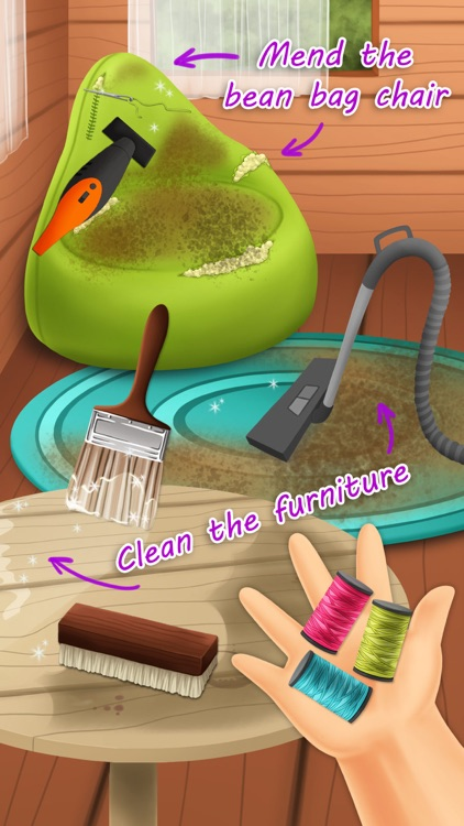 Sweet Baby Girl Cleanup 3 - Messy House