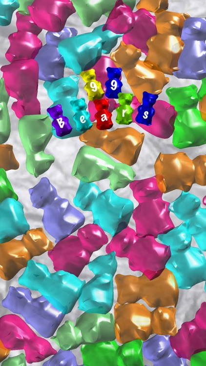 99 Gummy Bears HD, Squishy Match 3