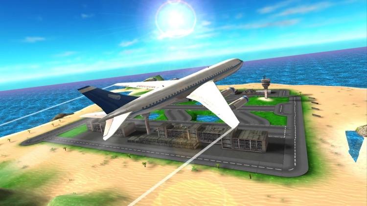 Flight Simulator: Air-port Control