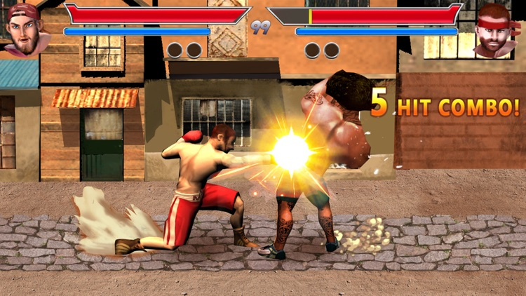 UFC Boxing MMA fighting:Real sports games