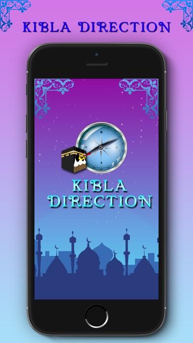 Qibla Direction & Compass screenshot one