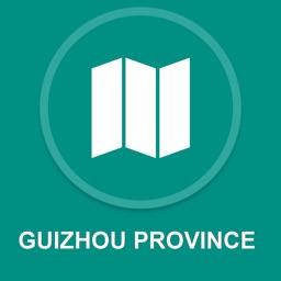 Guizhou Province : Offline GPS Navigation