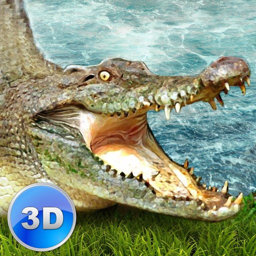 Furious Crocodile Simulator 3D