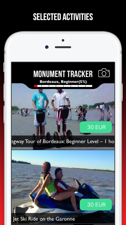 Grasse Guide Monument Tracker screenshot-4