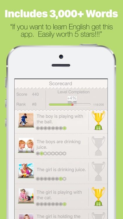 Learn English with Lingo Arcade screenshot-4