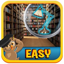 County Library Hidden Object Games