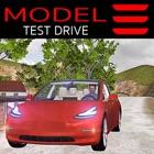 Model 3 Test Drive icon
