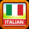 Learn Italian Words and Pronunciation Icon