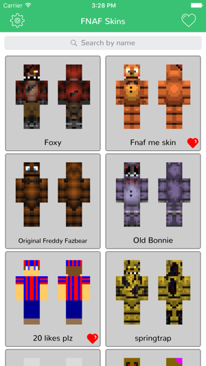 FNAF Skins for MCPE on the App Store