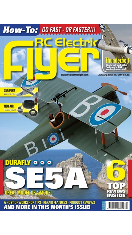 RC Electric Flyer - The Leading Radio Control Electric Aircraft Magazine screenshot-4