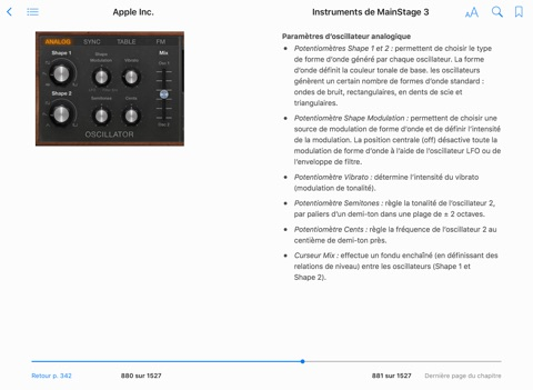 Instruments de MainStage 3 by Apple Inc  on Apple Books