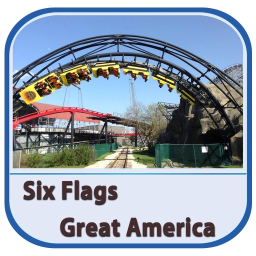 The Great App For Six Flags Great America Guide