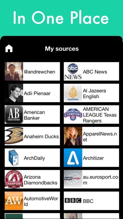 MyNews.is Pro - Intelligent News Reader screenshot-3